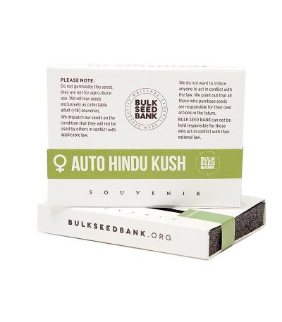 Семена сорта Auto Hindu Kush fem (Bulk Seed Bank)