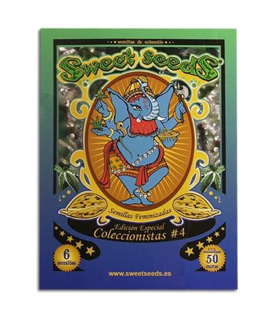 Микс семян конопли Ed. Especial Coleccionistas #4