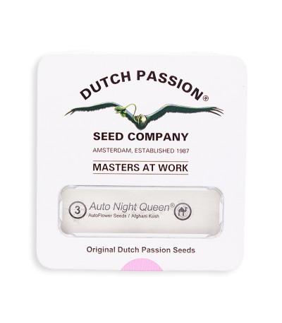 Семена сорта AutoNight Queen fem (Dutch Passion)