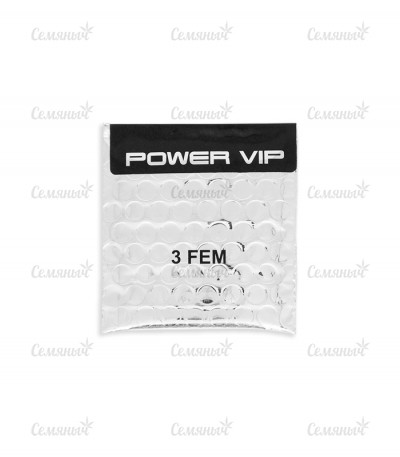 Семена сорта Power VIP fem (VIP seeds)