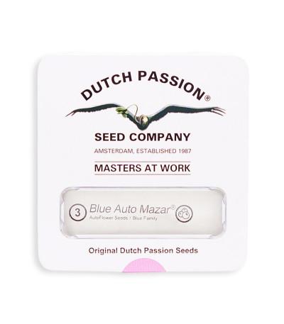 Семена сорта Blue AutoMazar fem (Dutch Passion)